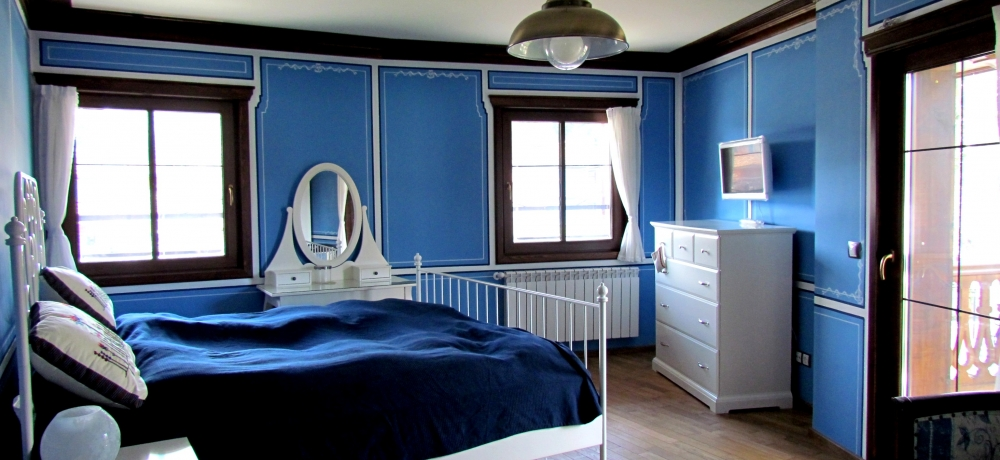 The Blue Room (2nd floor)